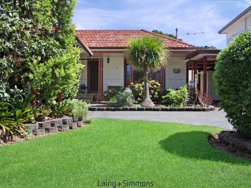 5 Hopkins Street, Wentworthville, NSW 2145