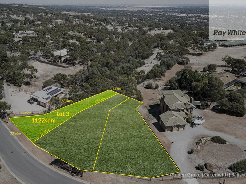 Lot 3, 36 Coomurra Drive, Salisbury Heights