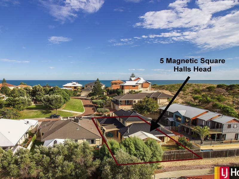 5 Magnetic Square, Halls Head, WA 6210