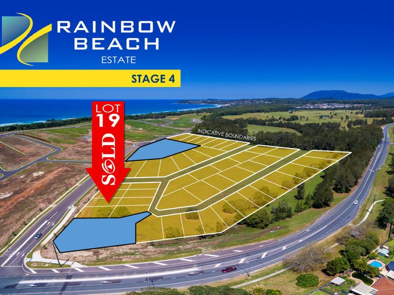 Lot 19 Rainbow Beach Estate, Lake Cathie, NSW 2445