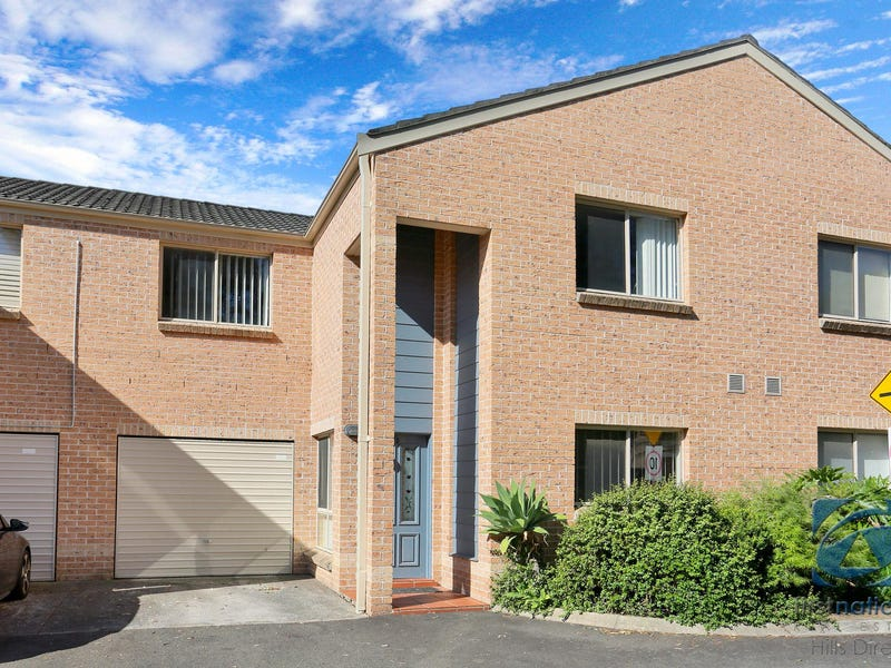 3/46 Stanbury Place, Quakers Hill, NSW 2763