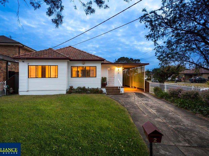 2 Wilson Street, Panania, NSW 2213