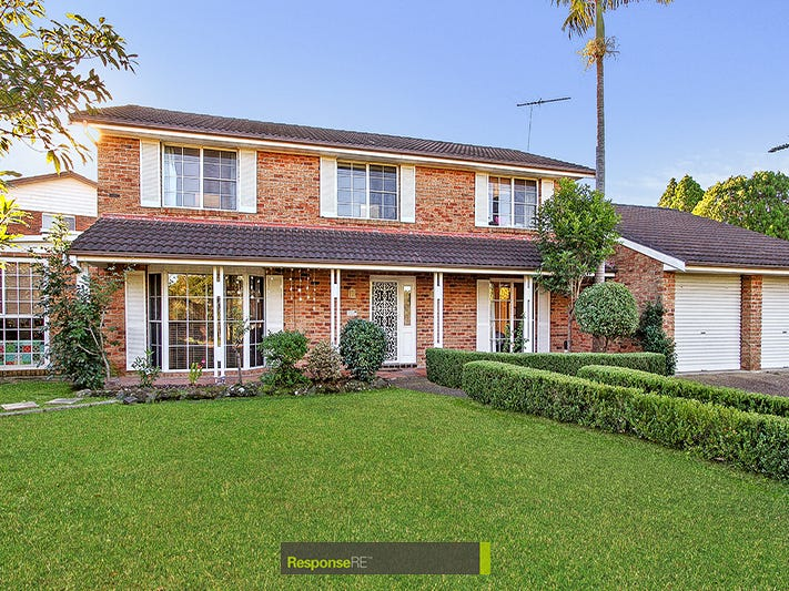 6 Norwood Place, Baulkham Hills, NSW 2153