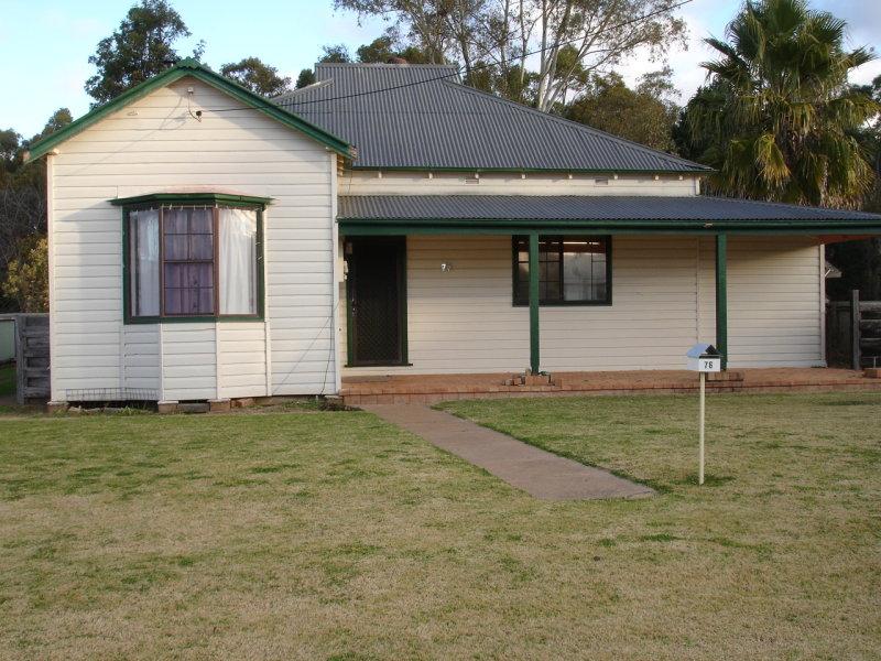 76 Wellington Street, Baradine, NSW 2396