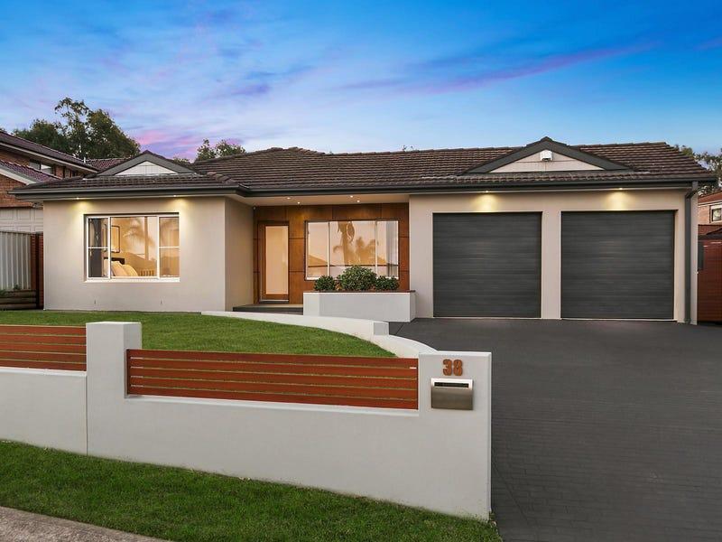 38 Kendall Drive, Casula, NSW 2170
