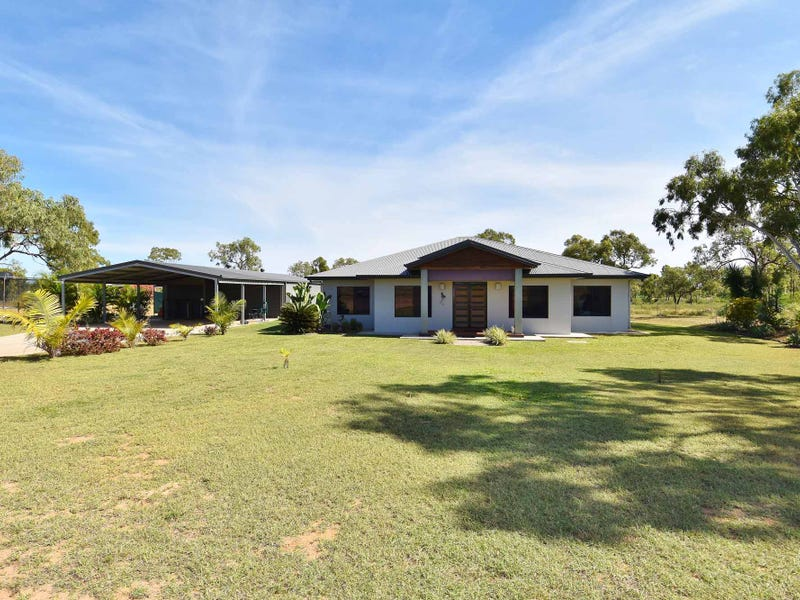 316 PICNIC CREEK ROAD, Charters Towers City, Qld 4820