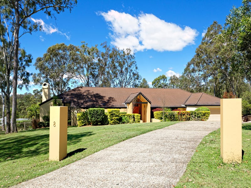 8 Logan Place, Pullenvale, Qld 4069