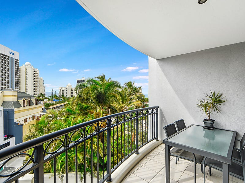 2083/23 Ferny Avenue, Surfers Paradise, Qld 4217