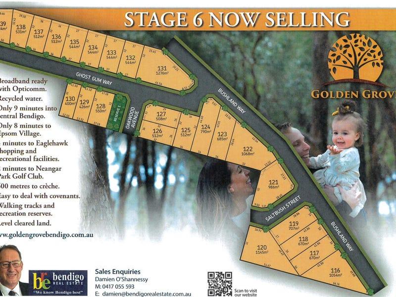 Lot 130, Golden Grove Estate, Jackass Flat, Vic 3556