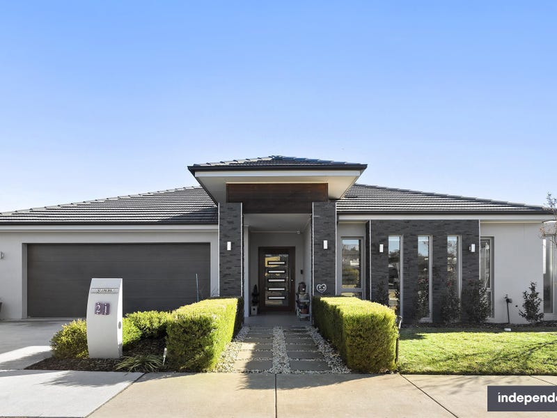 21 Blizzard Circuit, Forde, ACT 2914