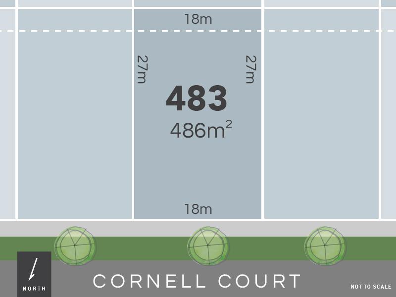 Lot 483, Cornell Court, Lucas, Vic 3350