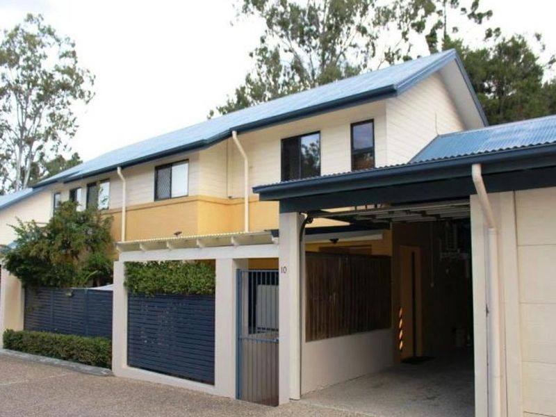 10/122 Central Avenue, Indooroopilly, Qld 4068
