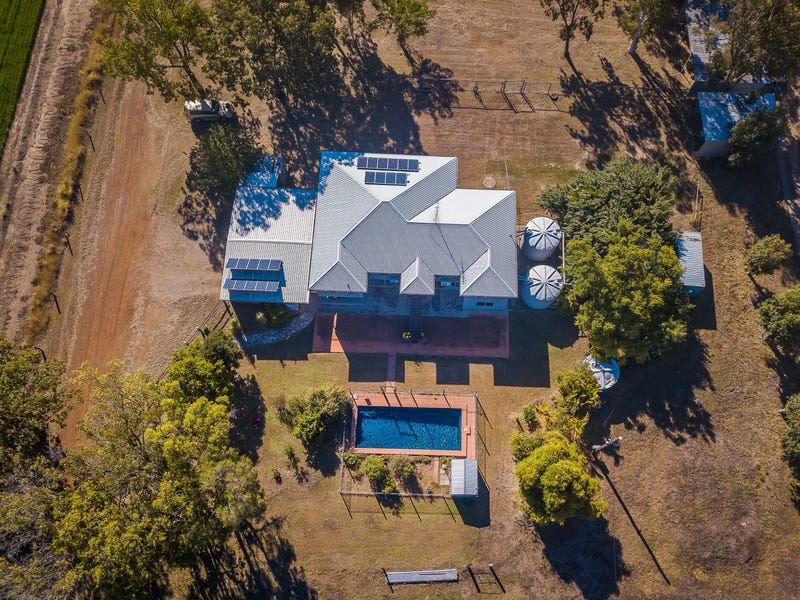 649 Valentine Plains Road, Valentine Plains, Qld 4715