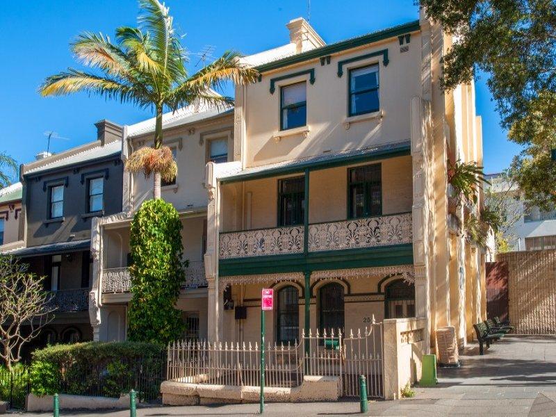 25 Roslyn Street, Rushcutters Bay, NSW 2011