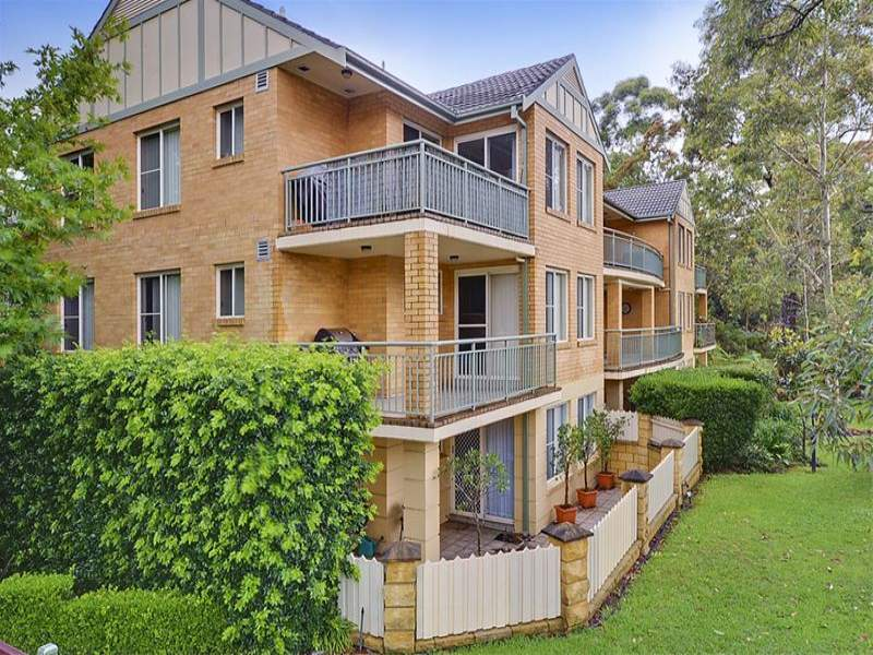8/21 Water Street, Hornsby, NSW 2077