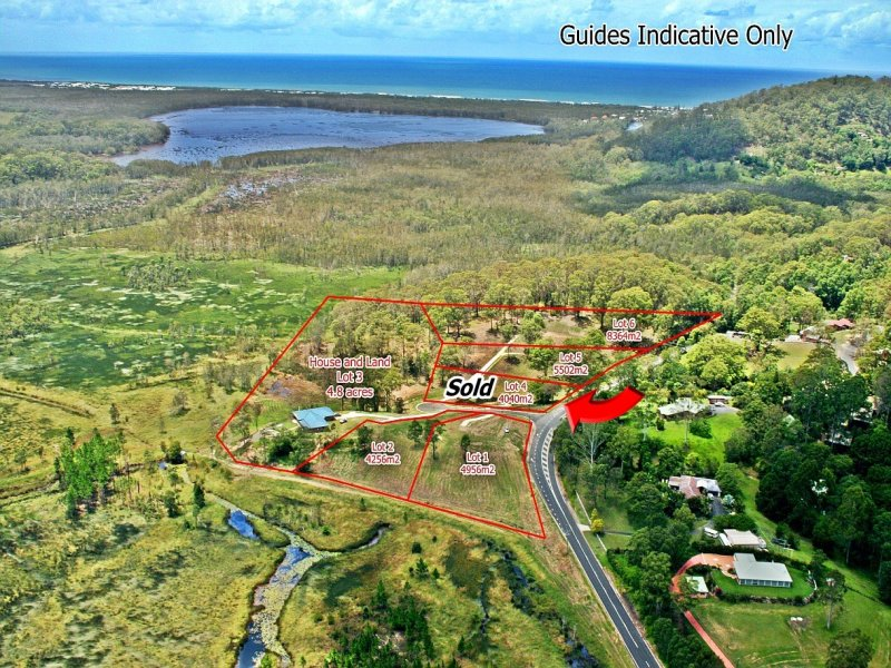 Lot 4 North Hill Court, Tanglewood, NSW 2488
