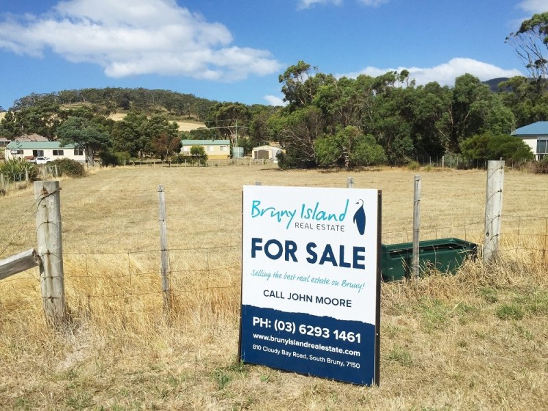 Lot 4 Bruny island Main road, North Bruny, Tas 7150