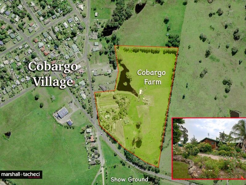 """""""Cobargo Farm"""" 59 Avernus Street, Cobargo, NSW 2550"""