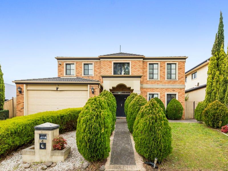 4 Tessa Court, Mount Waverley, Vic 3149