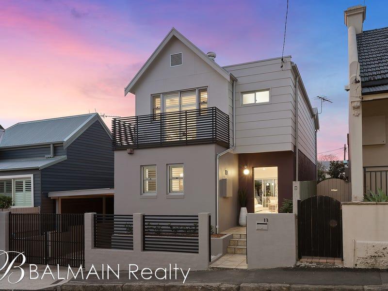 13 Springside Street, Rozelle, NSW 2039