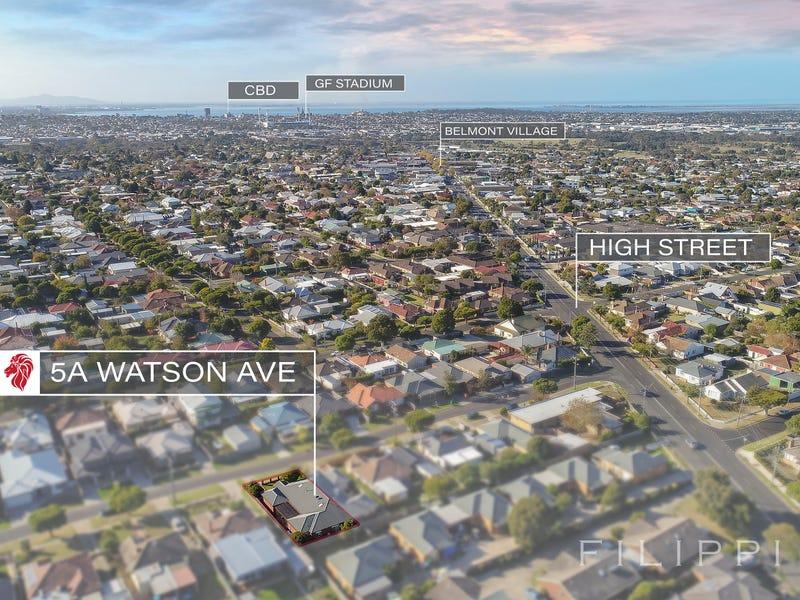 5A Watson Avenue, Belmont, Vic 3216