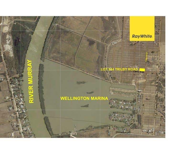 Lot 844 Trilby Road, Wellington East, SA 5259