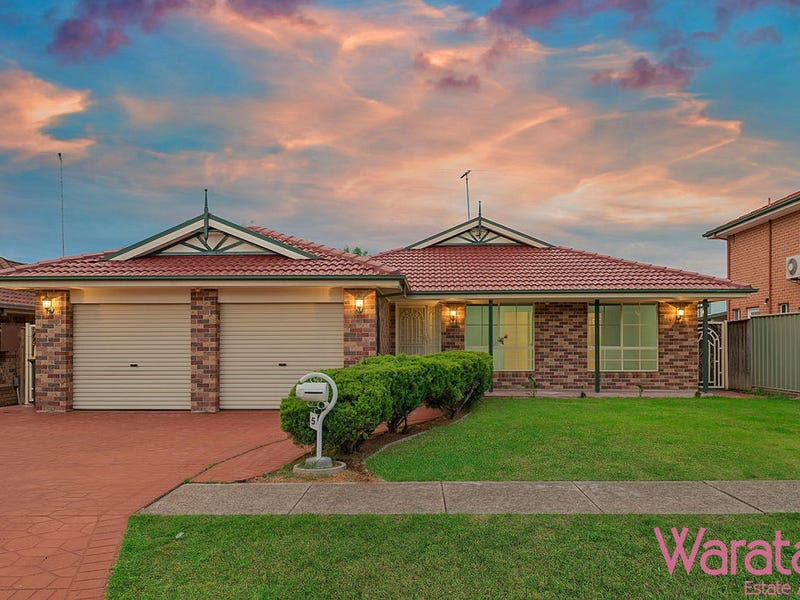 5 Cowal Way, Woodcroft, NSW 2767