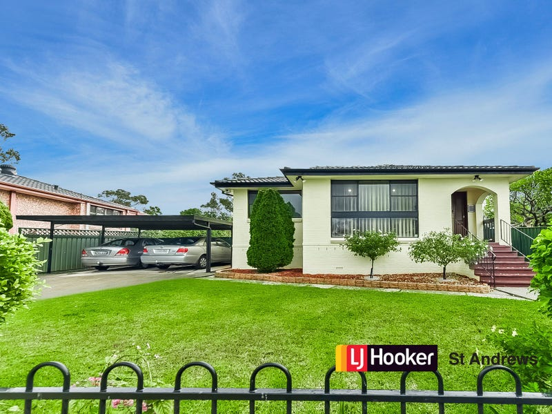 62 Bannockburn Avenue, St Andrews, NSW 2566