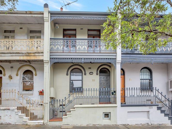 99 Hargrave Street, Paddington, NSW 2021