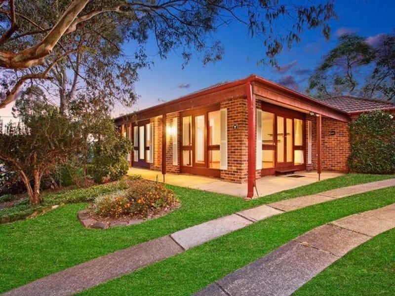 7 Vanessa Avenue, Baulkham Hills, NSW 2153