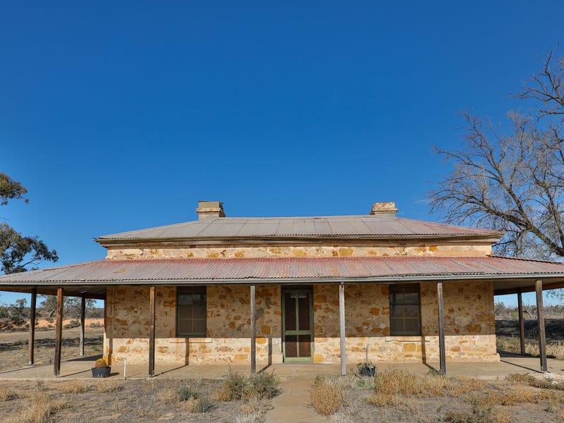 Tareena PO Old Renmark Mail Road, Wentworth, NSW 2648
