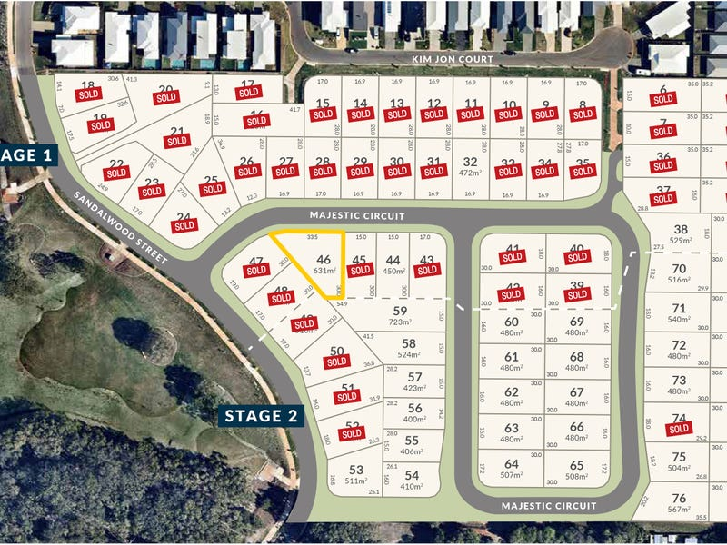 Lot 46 Majestic Circuit, Thornlands, Qld 4164