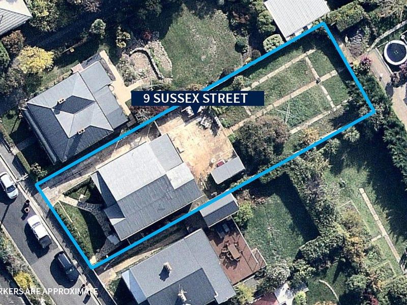 9 Sussex Street, East Launceston, Tas 7250 - floorplan