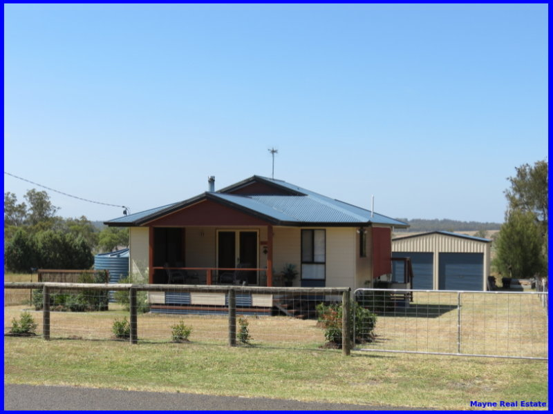 474 Dalrymple Creek Road, Ellinthorp via, Allora, Qld 4362