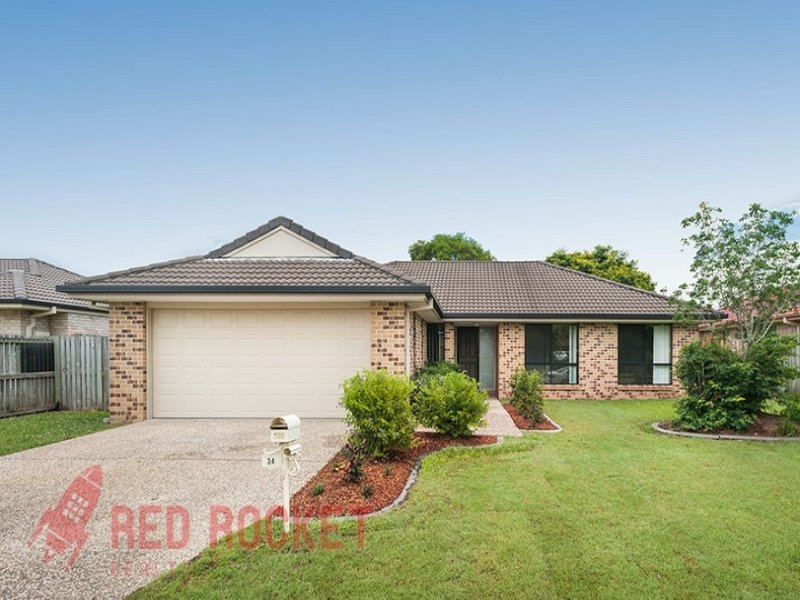 24 Meadowbrook Drive, Meadowbrook, Qld 4131