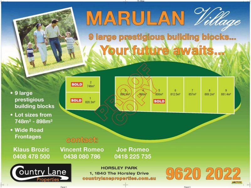 Lot 8 Portland Avenue, Marulan, NSW 2579