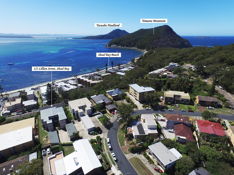 1/2 Lillian Street, Shoal Bay, NSW 2315
