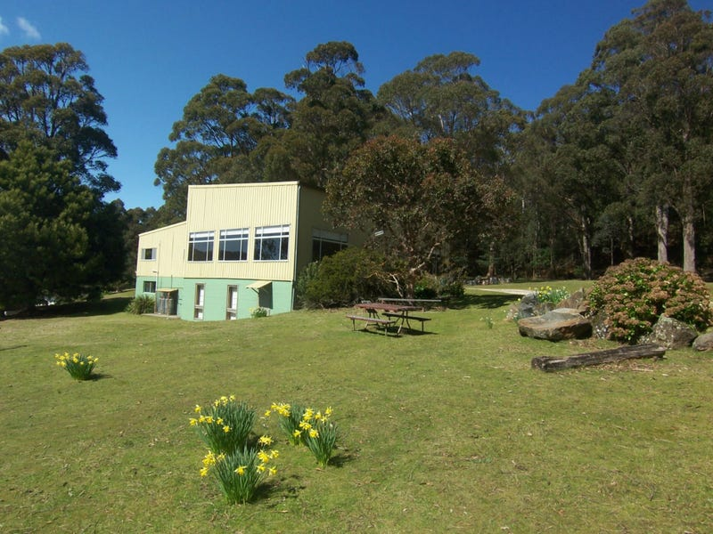 13185 Highland Lakes Road, Golden Valley, Tas 7304