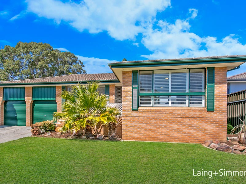12 Molyneaux Avenue, Kings Langley, NSW 2147