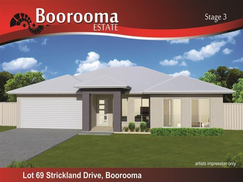 Lot/69 Strickland Drive, Boorooma, NSW 2650