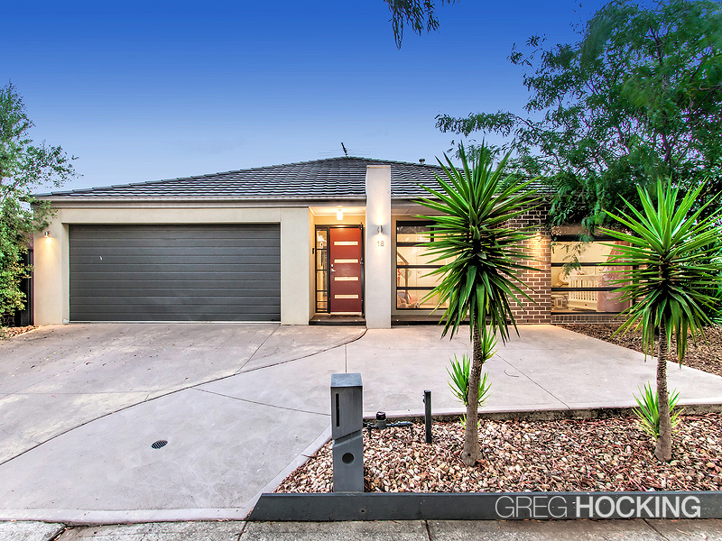 18 Menzies Drive, Burnside Heights, Vic 3023