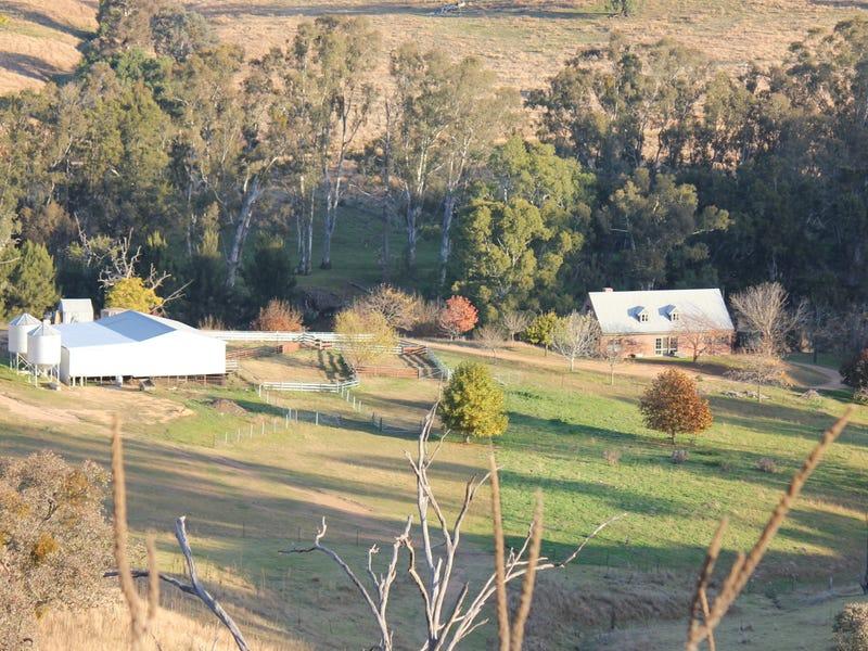 """""""Gables"""", 596 Nanangroe Road, Berremangra, NSW 2582"""