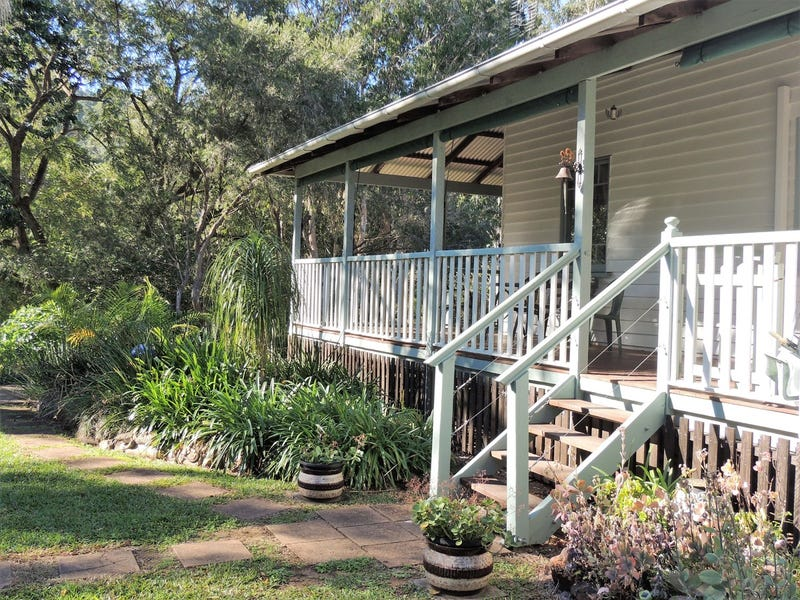 56 Chowan Creek Road, Uki, NSW 2484