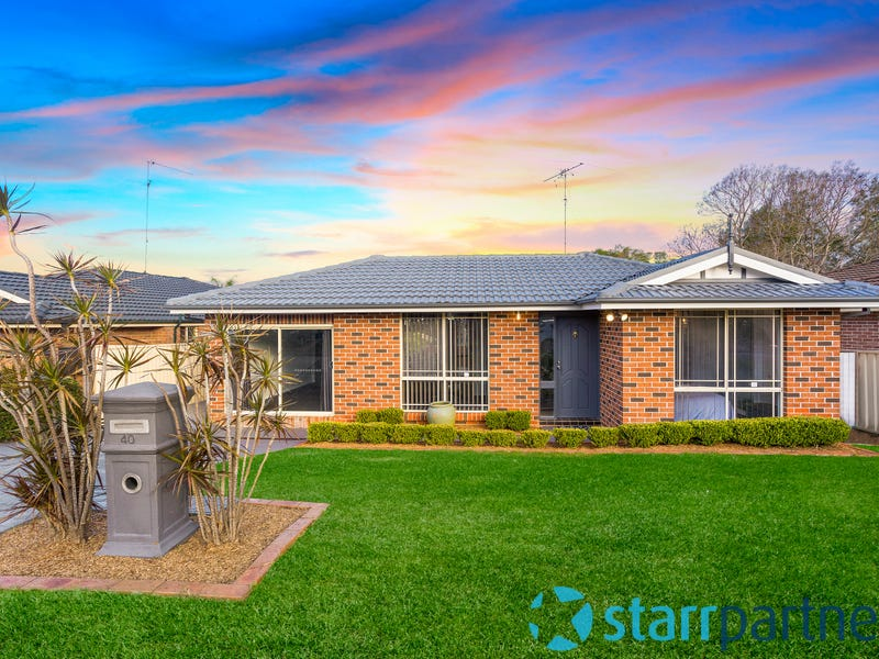 40 Friarbird Crescent, Glenmore Park, NSW 2745
