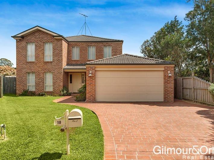 18 Dalton Close, Rouse Hill, NSW 2155