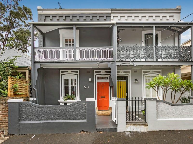 24 Quirk Street, Rozelle, NSW 2039