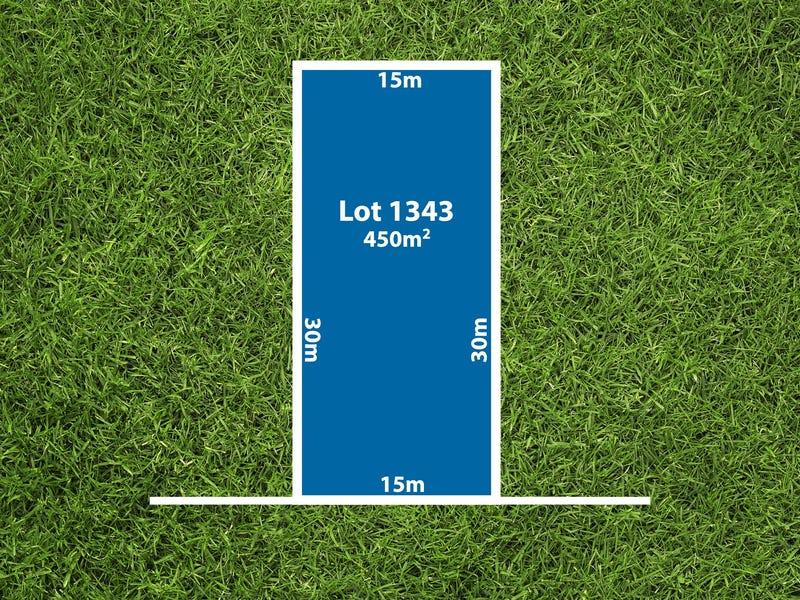 Lot 1343, Fathom Crescent, Seaford Meadows, SA 5169