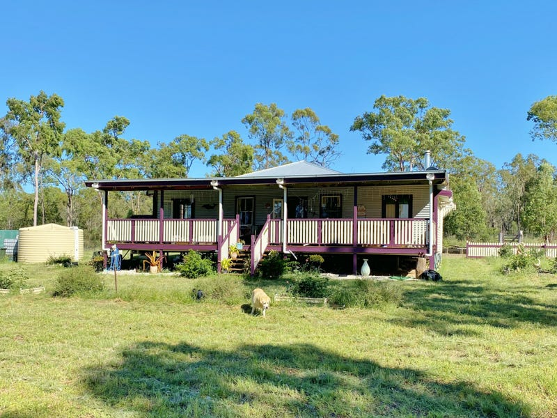 393 Mclean Road, Durong, Qld 4610