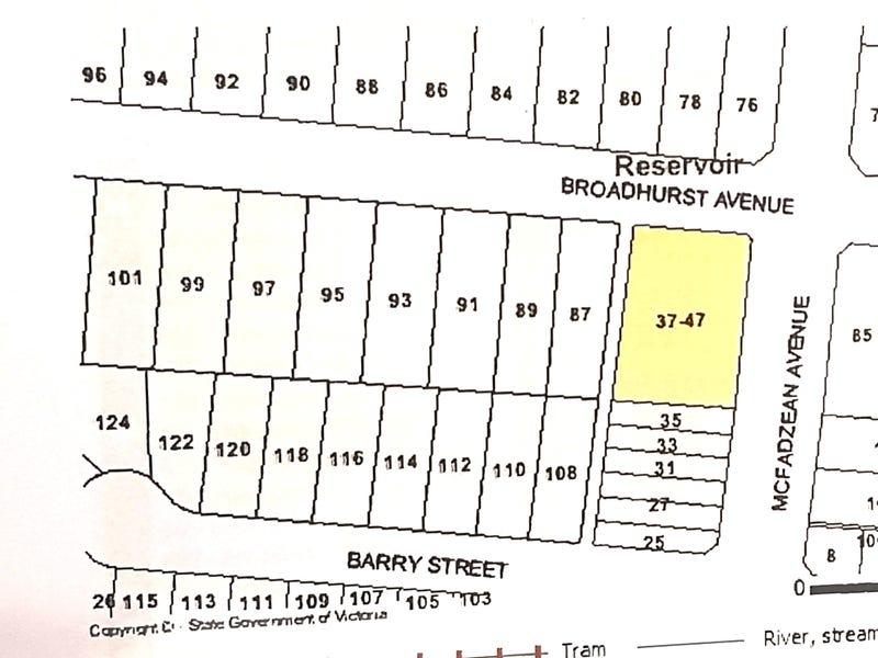 37-47 Mcfadzean Avenue, Reservoir