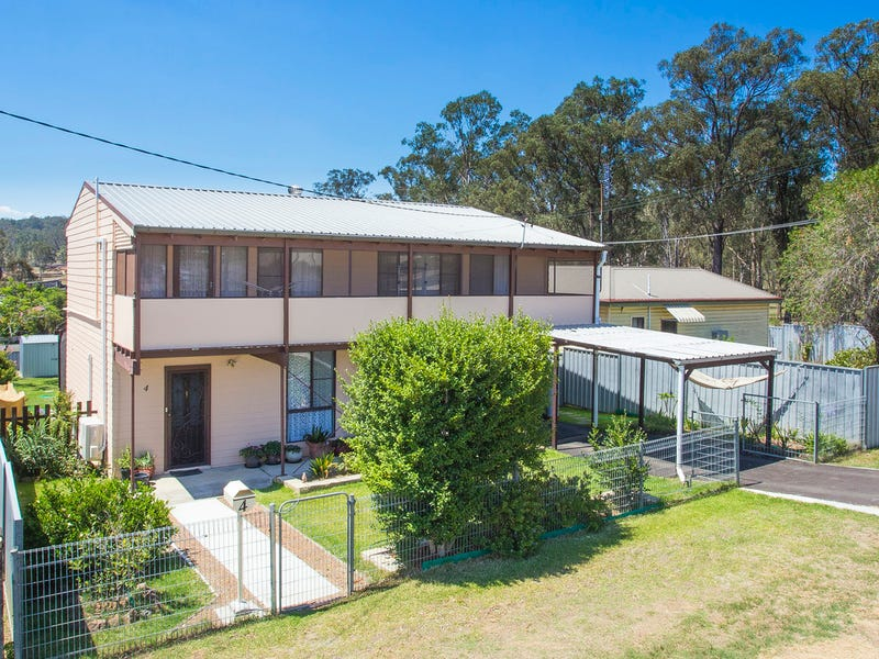 4 Wollombi Road, Millfield, NSW 2325